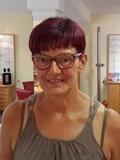 attraktive Damenbrille